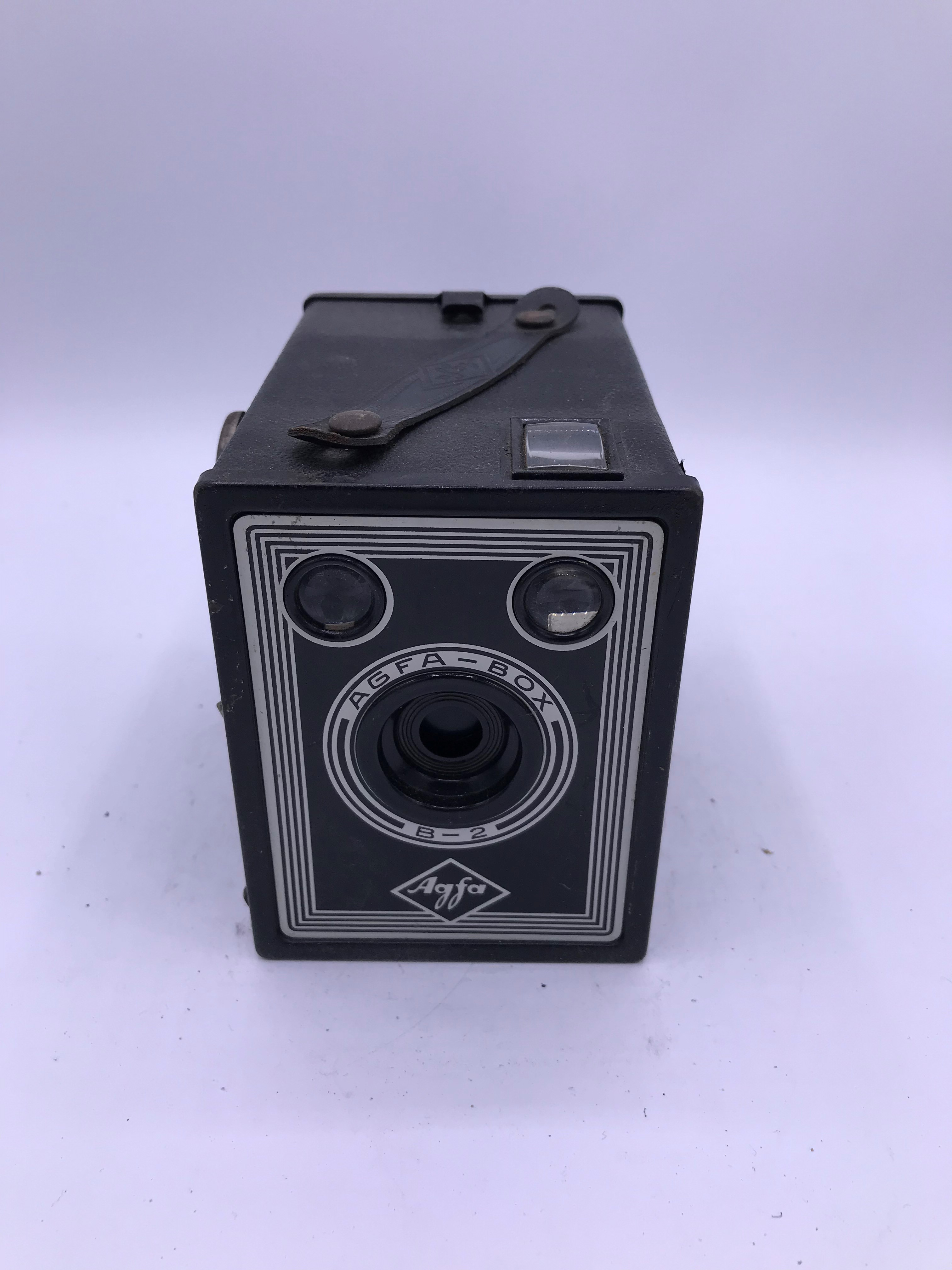 Agfa Box  B-2 (defect)